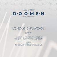 I have been invited to a fashion event in London