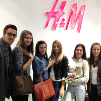 New H&M ss14 collection
