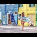 TRAVEL VLOG #2 | Burano | Egy nap a színes mesevilágban