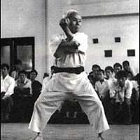 Napi inspiráció- Funakoshi Gichin- shotokan karate