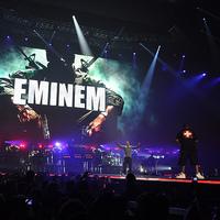 Eminem Élőben Az Activision E3-as Buliján