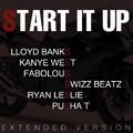 Lloyd Banks ft. Kanye West, Fabolous, Swizz Beatz, Ryan Leslie & Pusha T – Start It Up (bővített változat)
