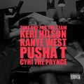 Kanye West Feat. Keri Hilson, Pusha T & Cyhi The Prynce – Take One For The Team