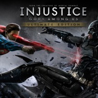 Injustice - Gods Among Us (Ultimate Edition - PS4)