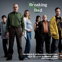 Breaking Bad - második évad (2009)