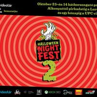 Halloween Night Fest 2013 a Lurdy Házban