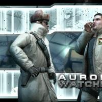 Gorky Zero 2 - Aurora Watching