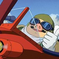 Porco Rosso, a mesterpilóta