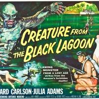A fekete lagúna szörnye (1954)