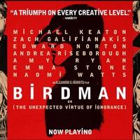 Birdman (avagy a mellőzés meglepő ereje)