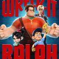 Rontó Ralph (Wreck-it Ralph) karakter poszterek
