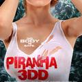 Piranha 3DD poszterek