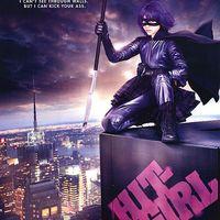 Kick-Ass karakterposzter -- Hit-Girl