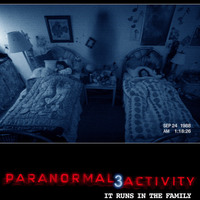 Paranormal Activity 3 poszter