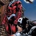 Bucky és Sólyom az Amerika Kapitány 2-ben