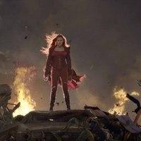 Jean Grey a Wolverine-ben
