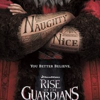 Rise of the Guardians poszter