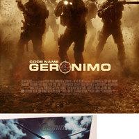 Code Name: Geronimo poszter