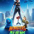 Szörnyek az űrlények ellen (Monsters vs. Aliens)