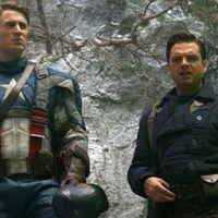 Még több kép az Amerika Kapitányból
