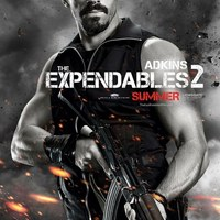 Adkins a The Expendables 2 újabb poszterén