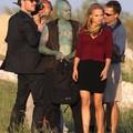 Forgatási képek Terrence Malick új filmjéről