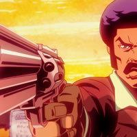 A Black Dynamite animációs sorozat posztere és előzetese