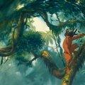 Tarzan animálva és 3D-ben fog csüngeni a liánokon