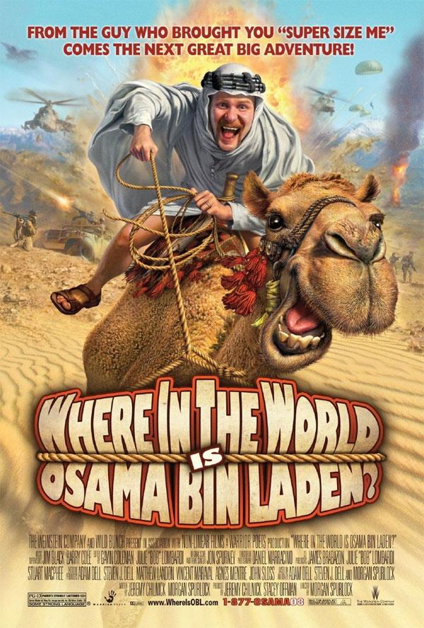 Hol az ördögben van Oszama Bin Laden