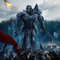 Mindig is itt voltak: Transformers: The Last Knight-poszter