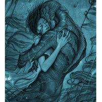 Furcsa szerelmi történet: A Shape of Water-poszter