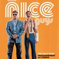 70'-es évekbeli hangulat a The Nice Guys poszterén