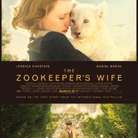 Megtettek minden tőlük telhetőt: The Zookeeper's Wife-poszter