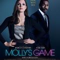 Üzletelj vele: Molly's Game-poszter
