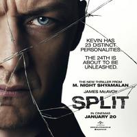 Kevin elszabadul: Split-poszter