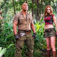 Ez már nem az a Jumanji: Welcome to the Jungle-trailer