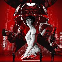 Iszonyat jó plakát!: Ghost in the Shell-poszter
