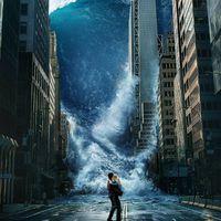 Viharos bátorság: Geostorm-poszter