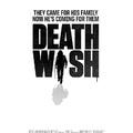 Megölték a feleségét, most ő öl meg mindenkit: Death Wish-poszter
