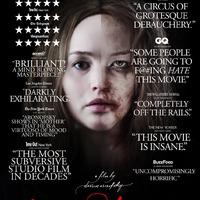 A legellentmondásosabb film: mother!-poszter