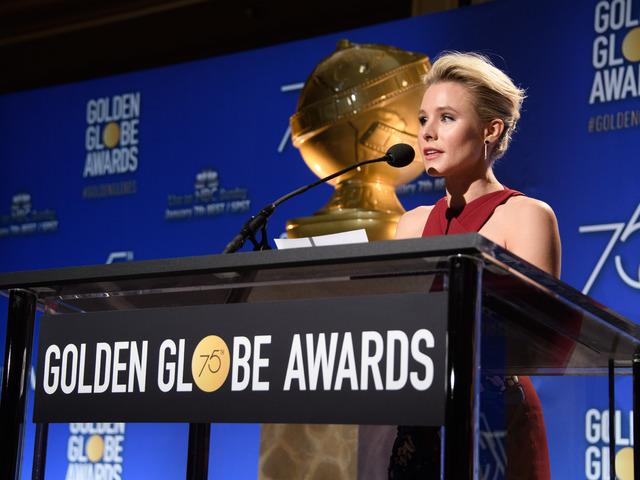 75. Golden Globe-díj jelöltjei