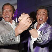 Napi filmes vita a homokozóban: A koros Stallone miért erősebb Schwarzeneggernél?