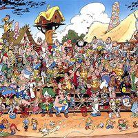 Rajzfilmes társadalmak - Asterix és a Hupikék törpikék a politológus szemével