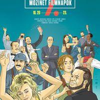Mától négy napon át: Mozinet Filmnapok