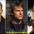 A Bourne, Bond és Hunt filmek világa [33.]