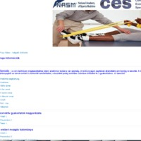 Mit tartalmaznak a PES-CES (Erőnléti edző és Korrektív Tréner) képzések?