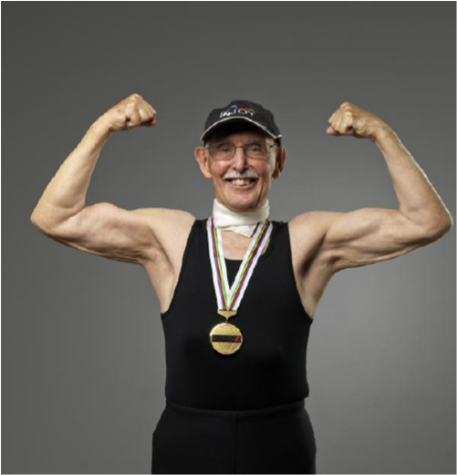 Dr charles eugster - 91 évesen - evezős világbajnok + 80 éves