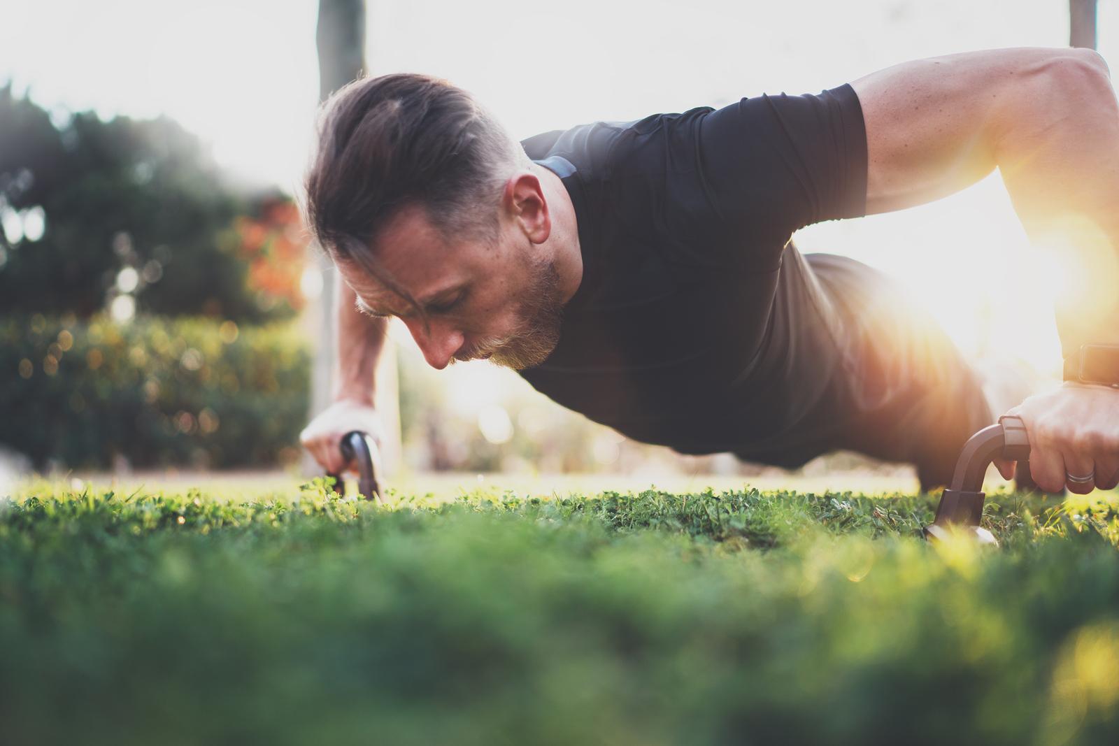 8 érv a szabadban edzés mellett
