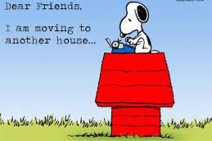 Elköltöztem!