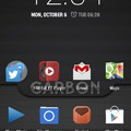 [HTC Desire] CarbonRom (unoffical)